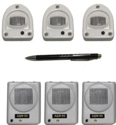 Многоканальное переговорное устройство для медицинских учреждений ДПУ-КС